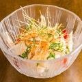 料理メニュー写真生野菜/大根サラダ