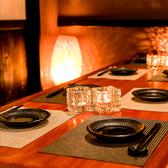 窮屈感の無い広々とした造りの個室席でのご宴会は大満足間違いなし!接待やご友人とのご宴会などにもご利用頂けます。少人数個室ながらも広々とした空間を確保。ゆったりとお食事をお楽しみ頂けます。◆日本橋 個室 宴会 居酒屋◆