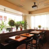 品川フレンチカフェの雰囲気2