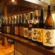 種類豊富な日本酒、焼酎ご用意しております!!