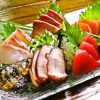 魚料理が美味しい!
