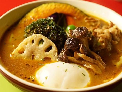スープカレー ビヨンドエイジ 札幌 南19条店 Soup Curry Beyond Age