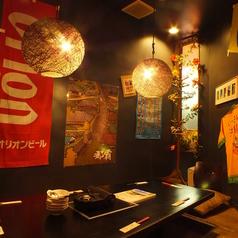 沖縄料理 しーさ 茨木店の雰囲気1
