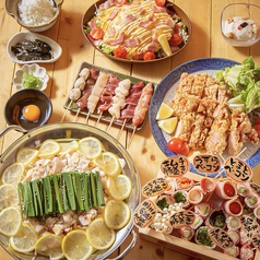 野菜巻きと博多もつ鍋 金太郎 五位堂駅前店のおすすめ料理1