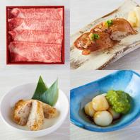 ここ1軒で宮城名物が食べ放題◎仙台牛・牛タン・カニ♪