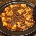 料理メニュー写真麻婆豆腐/蟹肉と豆腐の煮込み