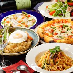 OVNi cafe restaurant barのコース写真