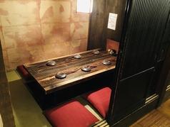 6~7名用☆ドア付き完全個室!
