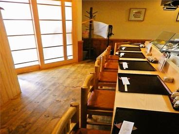 天ぷら 梵の雰囲気1