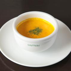 オニオンスープ/クラムチャウダー/パンプキンスープ