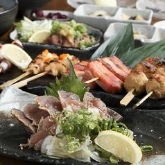備長串屋 わたる 南海難波店のおすすめ料理1