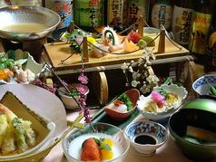 阿波の国 昴宿 よしののコース写真