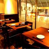 鉄板串焼Dining 串ばる 本店の雰囲気2