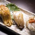 料理メニュー写真穴子寿司