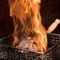 料理メニュー写真宮崎産!じとっこの黒炙り焼き