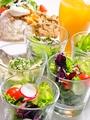 料理メニュー写真メリメロ野菜サラダ