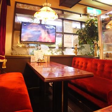 カフェ&デリ 伯爵邸の雰囲気1