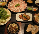 ブタリアンレストランのおすすめ料理3