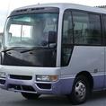 10名以上で無料送迎バスもご利用可能です。1週間前の事前予約が必要になりますので、詳しくは店舗までお問い合わせください。