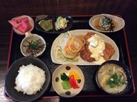 ランチ始めました!らん菜定食990円です☆