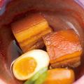 料理メニュー写真自家製 黒糖とろとろラフティ