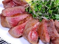 海鮮だけじゃない!肉料理も豊富で絶品★