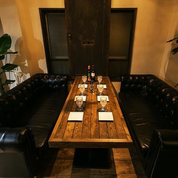 Dining Bar U7 ウナ 下北沢店の雰囲気1
