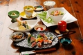 料理メニュー写真お昼の御膳~柊~
