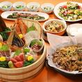 「梵天食堂 六丁の目店」ではご宴会にお得な飲み放題付き宴会コースや、お昼のお惣菜付きランチなどをご用意しております!