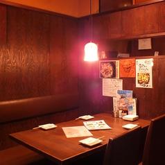 【テーブル個室】4/6/8/10名~20名様程度で一同に会せる、プライベート空間をご用意。人数に合わせたお席をご案内致します。