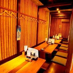 串かつ居酒屋 ギンザラ 平尾店の雰囲気1