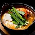 料理メニュー写真テールスープ/チゲ鍋