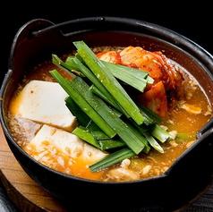 テールスープ/チゲ鍋