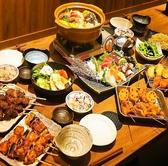炭火串焼と旬鮮料理の店 しかまるのおすすめ料理2