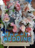 結婚式二次会ウェルカムボード