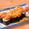 特大サイズ 生うに軍艦寿司