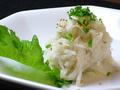 料理メニュー写真白センマイ刺