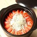 料理メニュー写真トマト鍋(二人前~)