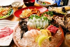 瀬戸内料理 喜久本店 広島駅前店のコース写真