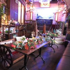 Nature cafe&Dining bar Hidamariの雰囲気1