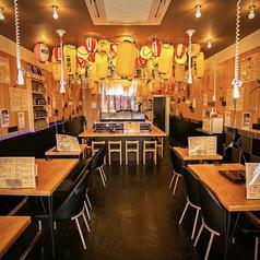野菜肉巻きと博多もつ鍋 金太郎 五位堂駅前店の雰囲気1