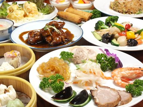 【贅沢なひと時を豪華な食事と共に。本場のシェフが作る本格中華を是非ご堪能あれ】