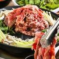 料理メニュー写真長寿韓式美味 和牛プルコギジョンゴル(一人前)