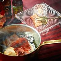 ◆こだわり抜いた自家製燻製料理◆