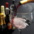 【バカ盛◆2】通常の3倍ワイン1980円(税抜)