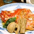 料理メニュー写真焼魚・煮魚