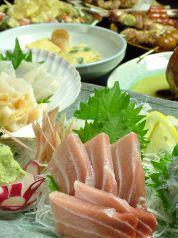 福 串焼の写真
