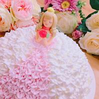 主役に合わせてカスタマイズ!てづくりの誕生日ケーキ☆