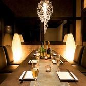 《ひろびろ6名様テーブル☆》1テーブルは6名様までOK♪女子会や誕生日などはこちらの席で☆