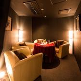 合コンや女子会にも絶大な支持!!!~新宿 完全個室イタリアン Ark Lounge新宿西口駅前店~